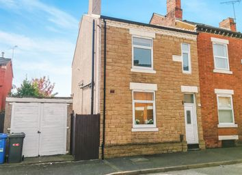 Thumbnail 3 bedroom end terrace house for sale in Horton Street, Derby