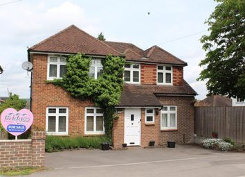 Thumbnail 4 bedroom detached house for sale in Greenfield Road, Farnham