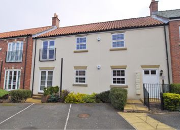 Thumbnail 2 bed flat for sale in St. Helens Mews, Howden, Goole