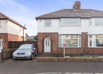 Thumbnail 3 bedroom semi-detached house for sale in Nunsfield Drive, Alvaston, Derby