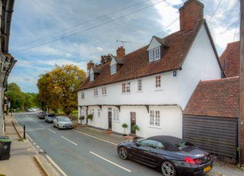 Thumbnail 3 bed cottage for sale in The Street, Manuden, Bishops Stortford