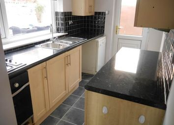 Thumbnail 2 bed property to rent in Hurworth Street, Bishop Auckland