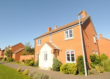 Thumbnail 4 bedroom detached house for sale in De Salis Park, West Wick