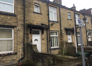 Thumbnail 1 bedroom terraced house to rent in Cambridge Street, Bradford