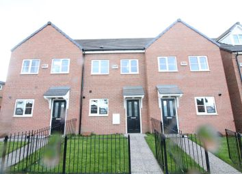 Thumbnail 3 bedroom town house for sale in Bishop Alcock Road, Hull
