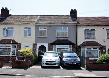 Thumbnail 3 bedroom terraced house for sale in Hillside Road, St George