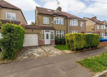 Thumbnail 4 bed semi-detached house for sale in Lankers Drive, North Harrow, Harrow