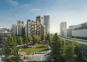 Thumbnail Flat for sale in Lincoln Building, White City Living, White City