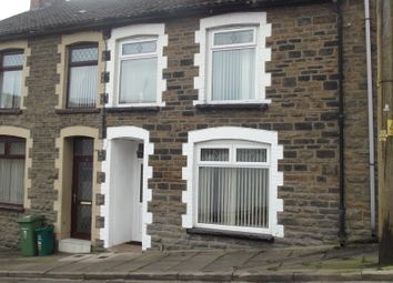 Thumbnail 4 bed terraced house for sale in Ann Street, Abercynon, Mountain Ash