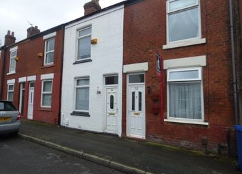 Thumbnail 2 bed terraced house for sale in Victoria Road, Offerton, Stockport