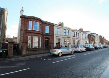 Thumbnail 3 bedroom flat for sale in Montgomery Street, Ardrossan