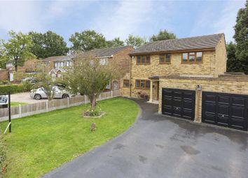 Thumbnail 4 bed detached house for sale in Barleycorn Way, Emerson Park, Hornchurch