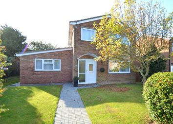 Thumbnail 3 bed detached house for sale in Ridgeway, Eynesbury, St. Neots, Cambridgeshire