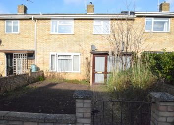 Thumbnail 3 bed terraced house for sale in Mcintyre Walk, Bury St. Edmunds
