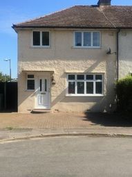 Thumbnail 3 bed end terrace house to rent in Aubrey Avenue, London Colney, St.Albans, Hertfordshire
