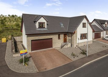 Thumbnail 4 bed detached house for sale in Coronation Avenue, Scone, Perth