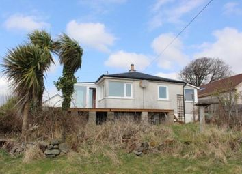 Thumbnail 2 bed bungalow for sale in Fort Road, Kilcreggan, Helensburgh, Argyll And Bute