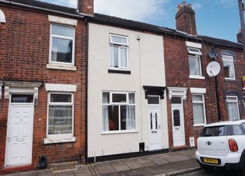 Thumbnail 2 bedroom terraced house for sale in Edward Street, Fenton, Stoke-On-Trent