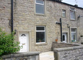 Thumbnail 1 bed terraced house to rent in Chapel Street, Barnoldswick