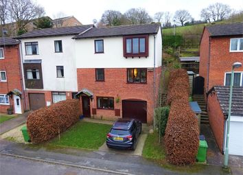 Thumbnail 4 bed end terrace house for sale in Ripon Close, Redhills, Exeter, Devon