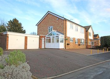 Thumbnail 4 bed detached house for sale in Rowtown, Surrey