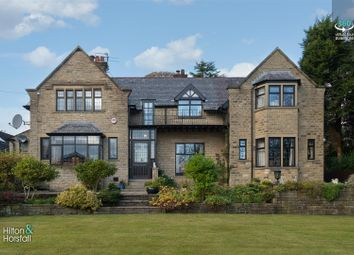 Thumbnail 5 bed detached house for sale in Robin Hill, Wheatley Lane Road, Barrowford