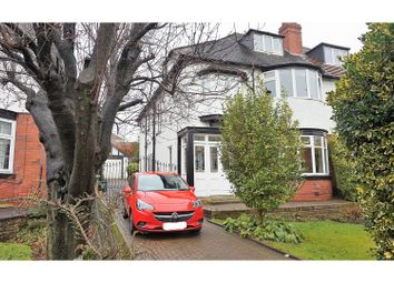 Thumbnail 5 bedroom semi-detached house for sale in King Lane, Moortown