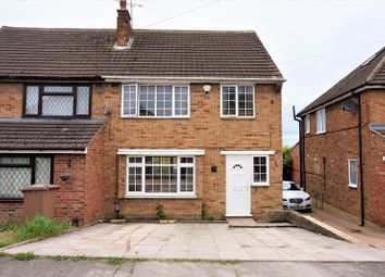 Thumbnail 3 bedroom semi-detached house for sale in Grampian Way, Luton
