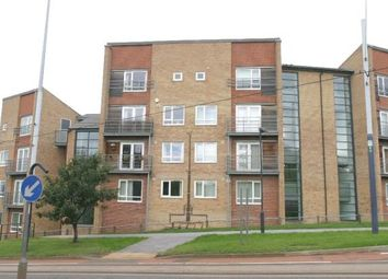 Thumbnail 2 bed flat for sale in Park Grange Mount, Norfolk Park, Sheffield