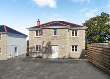 Thumbnail 4 bed detached house for sale in School Lane, St. Erth, Hayle