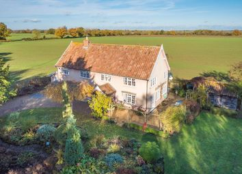 Thumbnail 4 bedroom detached house for sale in Thorndon, Eye, Suffolk