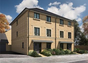 Thumbnail 4 bed semi-detached house for sale in Saffron View, Radwinter Road, Saffron Walden, Essex