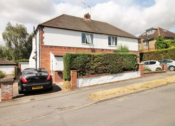 Thumbnail 3 bed semi-detached house for sale in Vernon Crescent, Ravenshead, Nottingham
