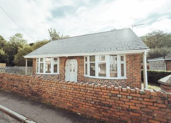Thumbnail 3 bedroom bungalow for sale in Greenfield Crescent, Beaufort, Ebbw Vale