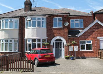 Thumbnail 5 bed semi-detached house for sale in Brinsmead Road, Knighton, Leicester