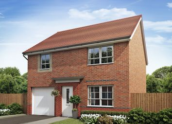 "Thumbnail 4 bed detached house for sale in ""Windermere"" at Yarnfield, Stone"