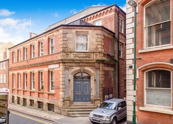 Thumbnail 1 bed flat for sale in Plumptre Street, Nottingham