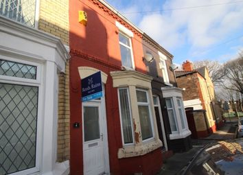 Thumbnail 2 bed terraced house for sale in Redbrook Street, Anfield, Liverpool