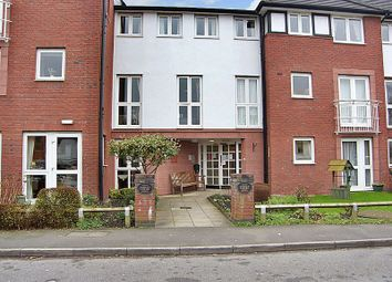 Thumbnail 1 bed flat for sale in Ashley Court, Frodsham