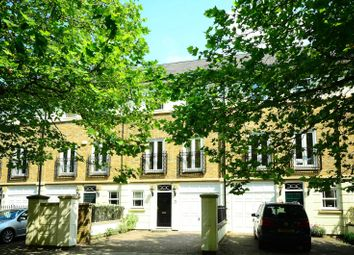 Thumbnail 4 bed terraced house to rent in Wyatt Drive, Barnes