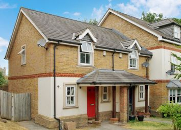 Thumbnail 2 bed end terrace house to rent in Church Paddock Court, Wallington