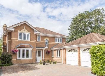 Thumbnail 4 bed detached house for sale in The Spinney, Bradley Stoke, Bristol