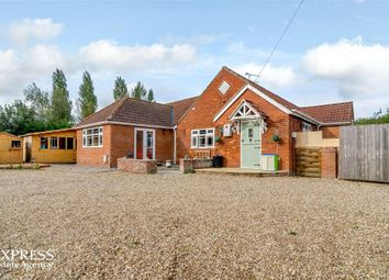 Thumbnail 4 bed detached bungalow for sale in Everingtons Lane, Skegness, Lincolnshire