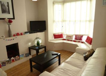 Thumbnail 4 bed terraced house to rent in Ecclesall Rd, Sheffield