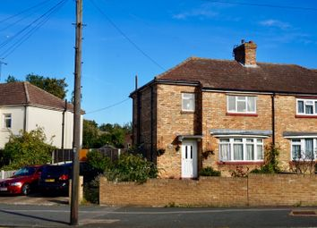 Thumbnail 3 bed end terrace house for sale in Maidstone Road, Rochester
