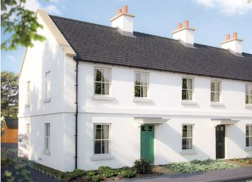 Thumbnail 2 bedroom terraced house for sale in Gemini Road, Sherford Devon