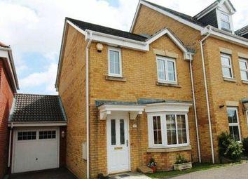 Thumbnail 3 bedroom semi-detached house to rent in Segensworth Road, Titchfield, Fareham