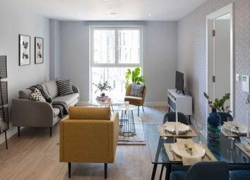 Thumbnail 2 bed flat to rent in Welland Street, Greenwich, London