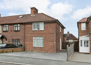 Thumbnail 3 bed end terrace house for sale in Widecombe Road, London