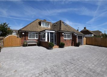 Thumbnail 4 bed detached bungalow for sale in Wrestwood Road, Bexhill-On-Sea